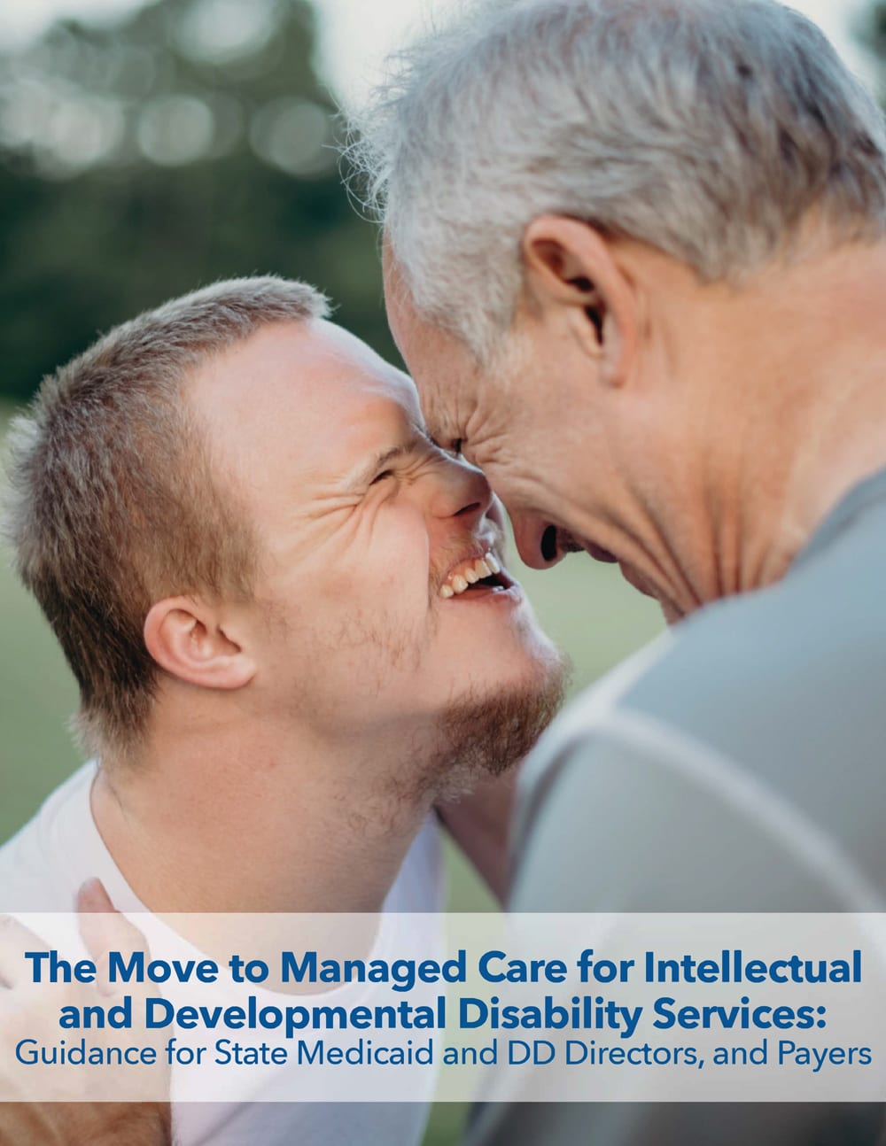 'Move To Managed Care' Guide