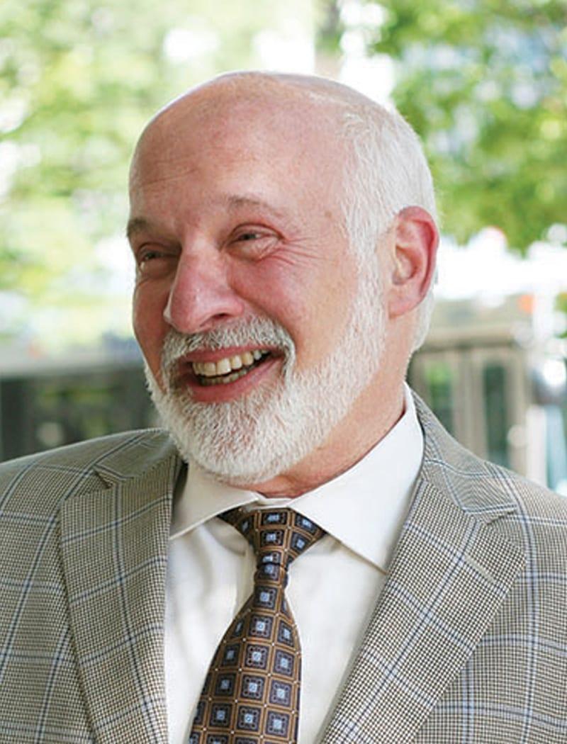 Headshot of Peter Berns